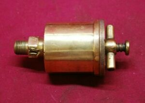 American Injector 1 4 Npt Automatic Grease Cup Gas Engine Motor Op24 5