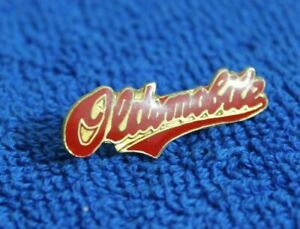 Vintage Oldsmobile Lapel Pin Accessory Olds Topper Badge Accessory Cutlass 442