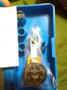 Brown And Sharpe Bestest Dial Test Indicator Swiss 599 7030 5