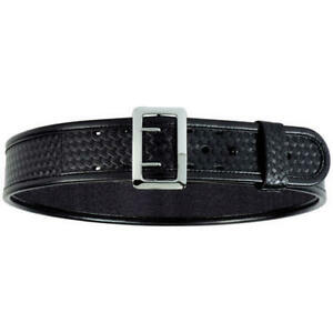 Bianchi 22229 Accumold Elite 7960 Bw Chrome 2 25 Sam Browne Duty Belt 44 46
