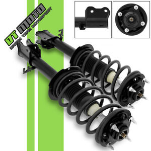 L R Front Complete Strut Spring W Mounts For 2001 2011 Ford Escape Mazda Tribute