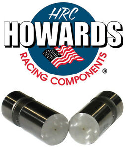 Howards Cams 91118 Sbc 350 Mechanical Direct Lube Edm Lifters Flat Tappet Solid