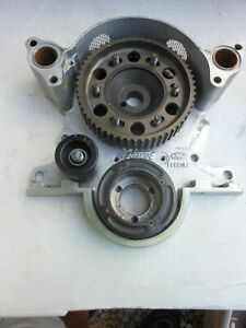Nascar Yates Belt Drive Parts Cam Gear With Backing Plate 351w Roush Ford Svo