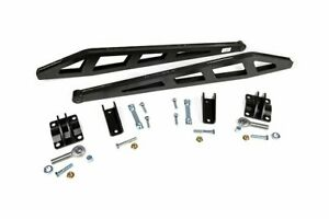 Rough Country Traction Bar Kit fits 07 18 Chevy Silverado Gmc Sierra 1500 4wd