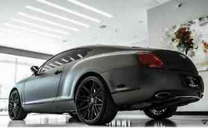 22 Rf13 Wheels Rims For Bentley Continental Gt Flying Spur 22x9 22x10 5 Inch