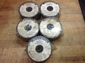 Rwksurplus 5 Rolls Aluminum 5356 Mig Welding Wire Er5356 035 0 9mm 1 lb Roll