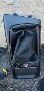 93 96 Camaro Z 28 Center Console Manual Shift Plate Nice Used Gm
