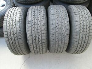 275 65 18 P275 65r18 Goodyear Fortitude Set 4 Tires New Take Offs