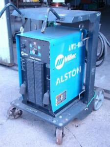 Miller Pulsed Mig Welder Power Source Pipe Pro 450 Rfc