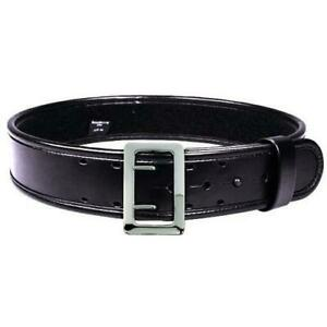 Bianchi 7960 Accumold Elite Sam Browne Duty Belt 34 36 Plain Black 22218