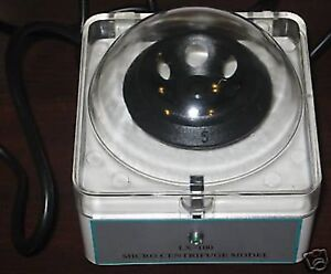 Mini Microcentrifuge Lab Centrifuge Low Speed Small Quick Spin Ship From Us New