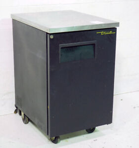 True Tbb 1 Back Bar Cooler 24 Work Top Refrigerator