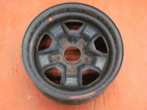Oldsmobile Olds 14x7 Ss Ii Rally Wheel Rim 73 72 71 70 69 Cutlass 442