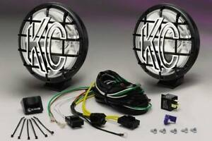 Kc Hilites Apollo Pro Off Road Lights White Light Output 9150