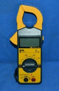 Ideal 61 760 Clamp on Meter