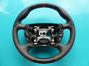 Ford Mustang 10th Anniversary Custom Padded Steering Wheel New Leather