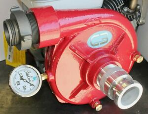 Code3 Mp 200 Pump Only Home Wildfire Protection Fire Fighting Pump Pool System