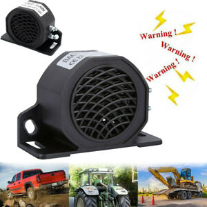 107db Beeper Back Up Warning Alarm Horn For Car Truck Heavy Vehicle Forklift