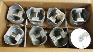 400 Oldsmobile Forged Pistons 442 F 85 1968 1969 3 870 Bore