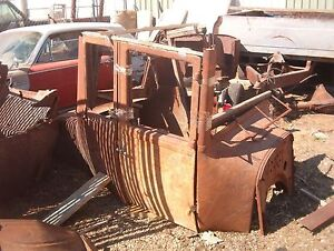 1924 1923 Ford Model T Coupe Body Sheet Metal Hot Rat Rod Ready