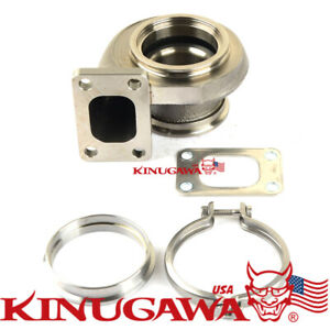 Kinugawa Turbine Housing For All Mitsubishi Td05h Turbos Ar 61t25 V band