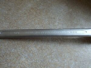 Brand New Big Roebuck 3 4ww 11 16ww Ring Spanner 17 Inches Long
