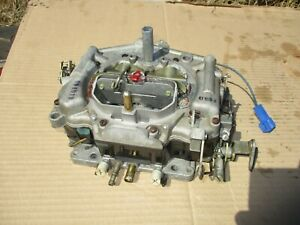 1979 Mopar 318 Thermoquad Carburetor Carb 9223s Dodge Chrysler Plymouth Nice