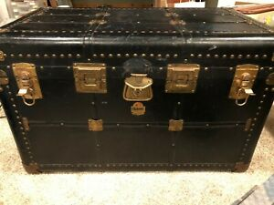 Antique American Beauty Chest