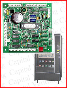 Automatic Products Ap Vending Machine Model Lcm Mdb Control Board