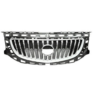 Front Grille Chrome black For Buick Regal 2011 2013 Gm1200653