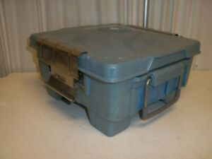 Steris Sterilization Case Container With Tray Basket 11 X 11 Inch