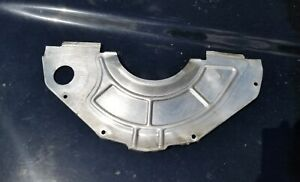 1990 1996 Corvette Zf 6 Speed Transmission Dust Rock Shield Great Cond