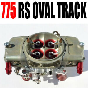 New Race Demon 3402010ot 775 Rs 0val Track Gas Carb Barry Grant Fittings Hat
