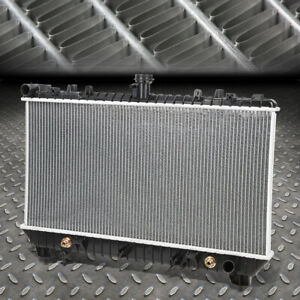 For 10 11 Chevy Camaro Ss 6 2l Engine At Oe Style Aluminum Radiator Dpi 13142