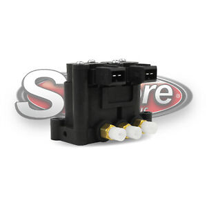 Air Suspension Control Valve Block For 1998 2004 Land Rover Discovery