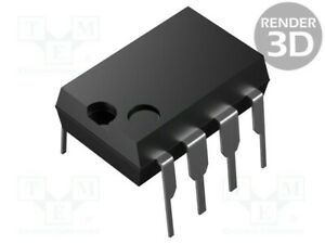 Driver 4 4a 1w High Low side Control For Gates Channels 2 Irs2186pbf Mosfet