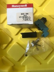 Honeywell Micro Switch Enclosed Limit Switch Bze6 2rn New