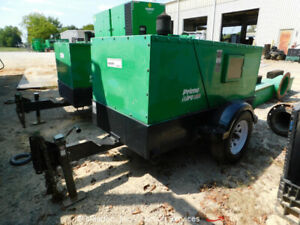 2011 Gorman rupp Pa4e71c 4 Prime Aire Water Pump S a Towable Diesel Trailer