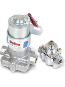 Holley Blue Electric Fuel Pumps 12 802 1