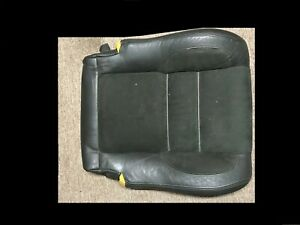 Volvo Oem 850 R Gray Charcoal Leather Seat Bottom Cover With Attach Foam Ec Rare