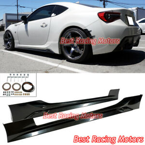 T Style Gen Ii Side Skirts abs Fits 12 20 Scion Fr s Toyota 86