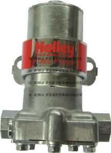 Holley 12 801 1 Red Electric Fuel Pump 97gph 7 Psi
