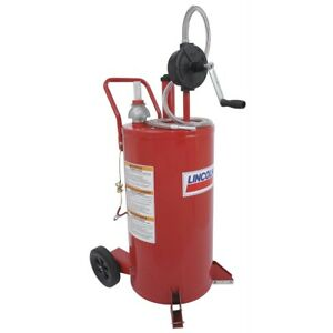 Lincoln Lubrication 3675 25 Gallon Fuel Caddy