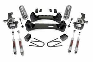 Rough Country 6 Lift Kit Fits 2002 2005 Dodge Ram 1500 2wd W N3 Shocks