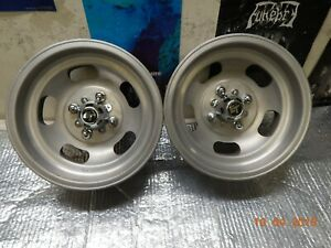 Vintage Shelby 500 Slot Mag Wheels 4 lug 13x5 5 Ford Pinto Cortina Capri Sunbeam