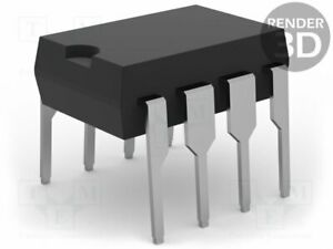 Driver Low side control Unit For Gates Channel 1 14 14a Dip8 Ixdd614pi Mosfet