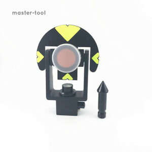 New All Metal Mini Prism For Leica Gmp101 Total Station Surveying