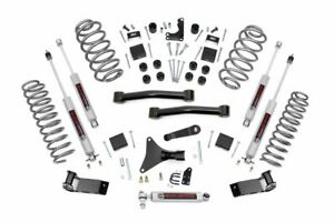 Rough Country 4 Lift Kit Fit 1999 2004 Jeep Grand Cherokee Wj 4wd W N3 Shock