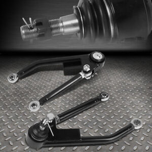 For 79 93 Ford Mustang Tubular Front Lower Suspension Control Arm W Ball Joint