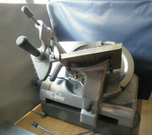 Hobart 2712 Automatic 2 speed 12 Meat Cheese Deli Slicer Manual Commercial